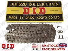 DID Std Drive Chain  520 118 fits Kawasaki KX125 A7 81