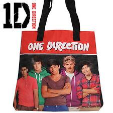 One Direction Medium Shoulder Bag - School Hand Bag, Tote Bag - 1D - Ideal Gift