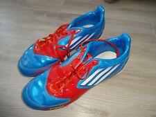 TOP! Adidas FUSSBALL STOLLEN SCHUH  Gr 36 2/3 Turnschuh blau/orange