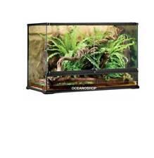 Terrario de cristal reptiles Pequeño Tall 45x45x60cmexo Terra