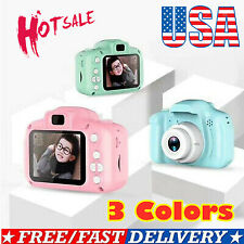 Mini Digital Camera for Kids Baby Cute Camcorder Video Child Recorder 1080P US !