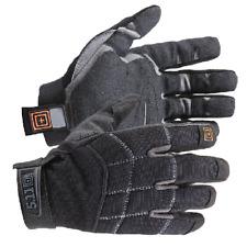 5.11 Tactical Station Grip Padded Knuckle Gloves Black MD 59351
