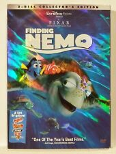 Disney Pixar Finding Nemo Dvd 2-Disc Collector's Edition