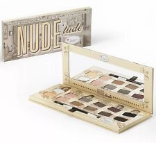 The-Balm-Nude-Tude-Nude-12-Colour-Eyeshadow-Palette-Naughty  100% Authentic