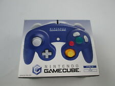 Controller Blue and Clear with box Game Cube Japan Ver