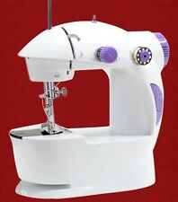 MINI SEWING MACHINE 4 IN 1 - ADAPTER - FOOT PEDAL- BEST QUALITY