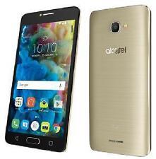 Cellulari e smartphone Alcatel oro con Bluetooth