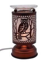Electric Oil Wax Tart Melt Warmer Owl Tree Branch Design Touch Control