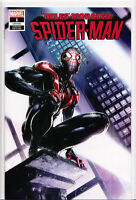 MILES MORALES: SPIDER-MAN #1 (Clayton Crain Exclusive Variant) Comic Book