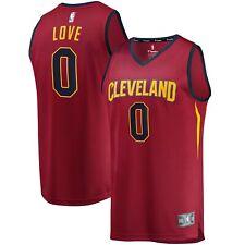 Kevin Love Cleveland Cavaliers Fanatics Branded Fast Break Replica Player Jersey