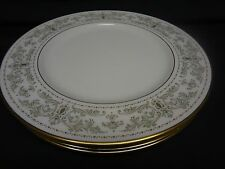 Lenox China USA - Noblesse - Set of 4 Dinner Plates
