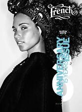 FRENCH Revue de Modes Magazine #30 Alicia Keys HARD COVER 15 ANNIVERSARY SEALED