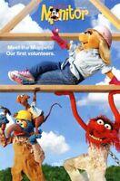 Spring 2010 Mickey Monitor Disney World Passholder Newsletter - Meet The Muppets