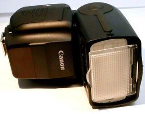 Canon Speedlite 430 EX III-RT Shoe Mount Camera Flash - mint