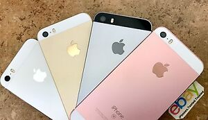 Apple iPhone SE - 16GB 32GB 64GB 128GB (All Colors) Unlocked Verizon AT&T Sprint