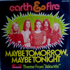 "7"" 1973 KULT ! EARTH & FIRE : Maybe Tomorrow Maybe Tonight /MINT-?"