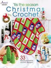 Crochet Book Tis the Season Christmas Crochet