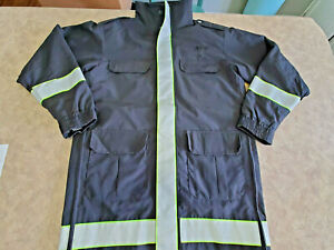 Men's ~Blauer 9860 B.Dry Parka Police / Sheriff Jacket w/ Reflectors~ Small -NEW