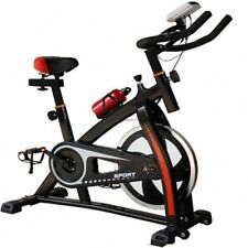 Progen Heavy Duty 18kg Flywheel Exercise Bike (436416)
