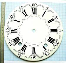 Cadran oeil boeuf horloge e zifferblatt clock uhr dial Comtoise 18 cm type XVIII