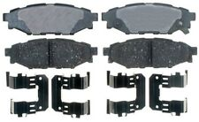 Ceramic Disc Brake Pad fits 2005-2009 Subaru Outback Legacy Forester  ACDELCO PR
