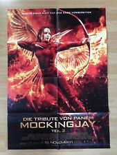 Filmposter * Kinoplakat * A1 * Die Tribute von Panem - Mockingjay 2 * 2015 * B