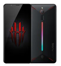 ZTE Nubia Red Magic  128GB ROM 8GB Ram-Negro(Nubia Logo, Doble SIM, Ver. Global)
