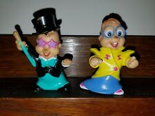 McDonald's Alvin and the Chipmunks Happy Meal Toys 1990 Vintage 90's