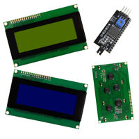 Serial IIC/I2C/TWI 2004 20X4 Interface+ Character LCD Module Display For Arduino