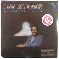 LEE MORGAN: Memorial Album SEALED Blue Note Jazz ORIG Vinyl LP Hank Mobley NICE