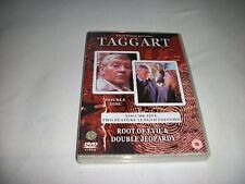 Taggart Vol.5 - Root Of Evil/Double Jeopardy ( 2-Disc Set)