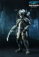 HC TOY HAOCAITOY 1/6 AVP SCAR PREDATOR MMS190 Section C Action Figures KO HT