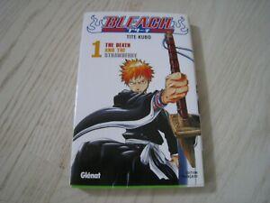 Manga - Bleach - Tome 1 - Edition Glénat 2007