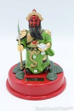 Feng Shui Solar Swing Head Dragon Knife Chinese God of War Guan Gong Kwan Kung