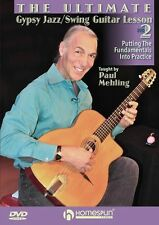 Ultimate Gypsy Jazz Swing Guitar Lesson Putting Fundamentals Into Practice DVD2
