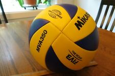 Mikasa MVA350 Official FIVB Spiral Club Volleyball size 5