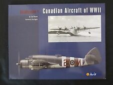 AviaDossier 1: Canadian Aircraft of WWII - Color Profiles