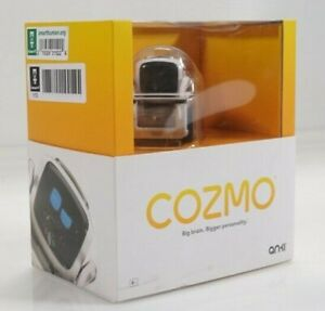 Anki 000-00057 Cozmo Robot + 3x Cubes + Charger Parts Repair Bad WiFi