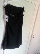 Calf Length Wool Patternless Formal Skirts for Women