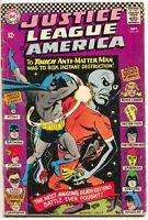 Justice League Of America 47 DC 1965 FN JSA Superman Batman Flash Atom