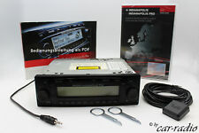 Becker Indianapolis Pro be7950 CD mp3 WMA sistema di navigazione SET COMPLETO Aux-in
