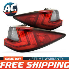 Tail Light Assembly Passenger & Driver Sides for 16-18 Lexus RX350/450h