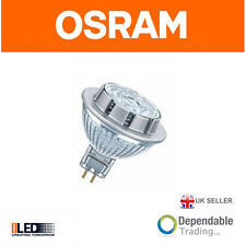 Osram MR16 ampoule LED 12v 7.8w 36 Deg Extra Blanc Chaud à variation