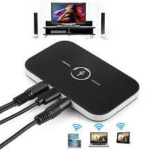 Bluetooth Audio Musik Empfänger Sender Transmitter 3.5mm Adapter