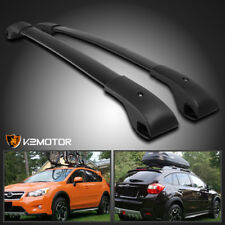 For 10-17 Subaru Impreza Crosstrek Aluminium RoofTop CrossBar Luggage Cargo Rack