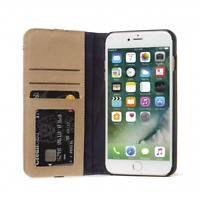 Decoded Leather Wallet Case for Apple iPhone 8 Plus, 7 Plus, 6s Plus, 6 Plus