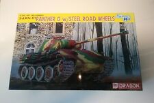 Dragon #6370 1/35 Panther Ausf. G Late Production w/Steel Road Wheel