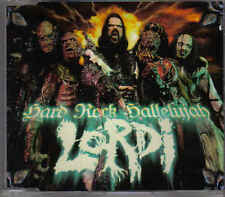 Lordi-Hard Rock Hallelujah cd maxi single