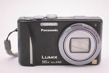 Panasonic LUMIX DMC-ZS10/DMC-TZ20 14.1MP Digital Camera - Black