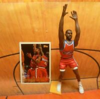 1997 LOY VAUGHT Starting Lineup Basketball Figure & Card - LOS ANGELES CLIPPERS